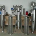 304 stainless steel filter housings